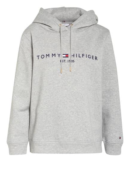 TOMMY HILFIGER Hoodie ESSENTIAL, Farbe: GRAU (Bild 1)