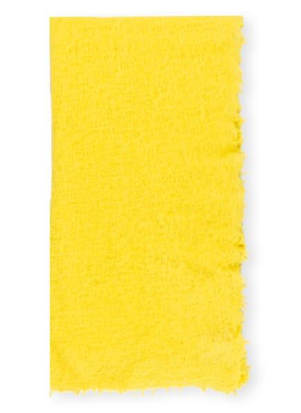 Bakaree Cashmere-Schal, Farbe: GELB (Bild 1)