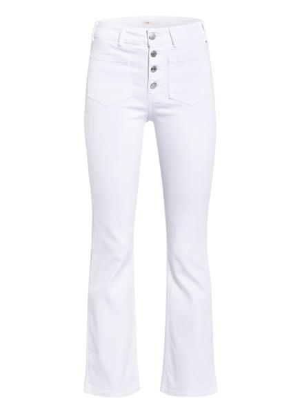 maje Skinny Jeans PASSIONA, Farbe: 10 WHITE (Bild 1)