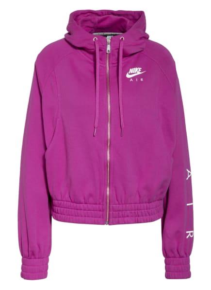 Nike Sweatjacke AIR, Farbe: PINK (Bild 1)
