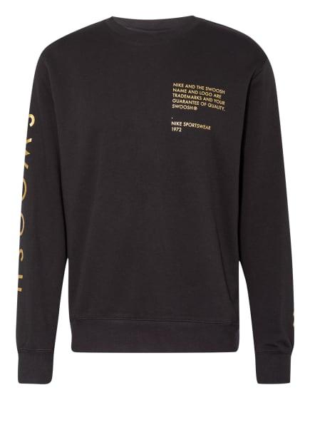 Nike Sweatshirt , Farbe: SCHWARZ (Bild 1)