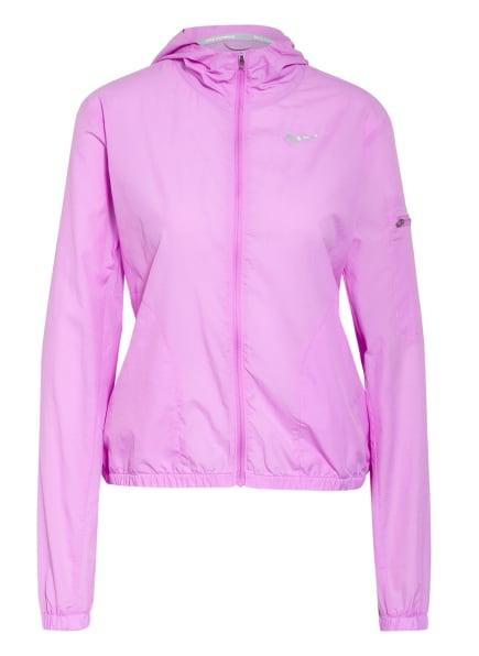 Nike Laufjacke IMPOSSIBLY , Farbe: HELLLILA (Bild 1)