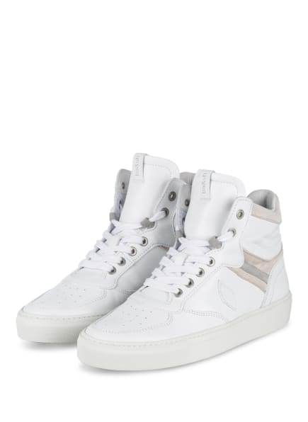 ba&sh Hightop-Sneaker CRUSH, Farbe: WEISS (Bild 1)