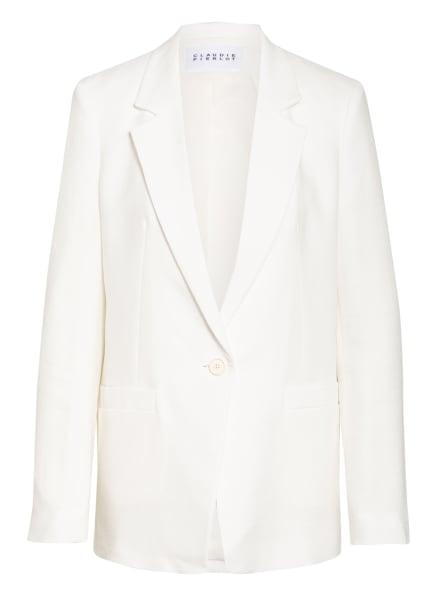 CLAUDIE PIERLOT Blazer VADROUILLE, Farbe: ECRU (Bild 1)