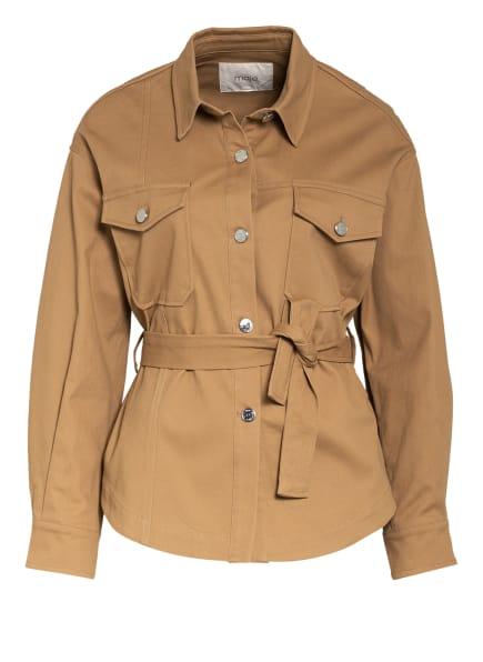 maje Overjacket, Farbe: CAMEL (Bild 1)