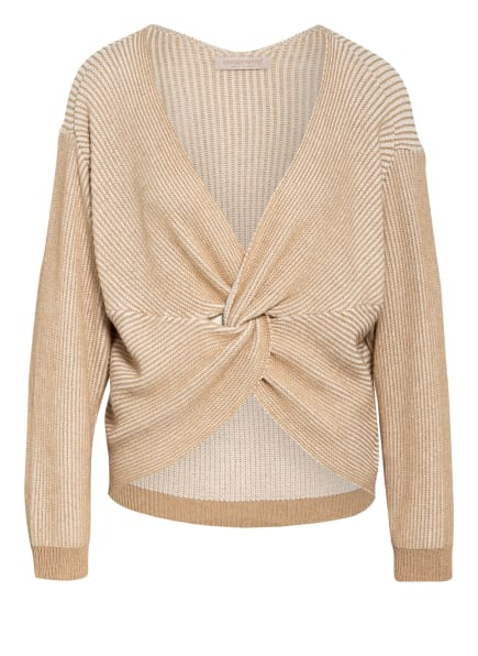 RINASCIMENTO Pullover, Farbe: BEIGE/ WEISS (Bild 1)
