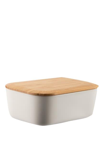 RIG TIG Butterdose, Farbe: HELLGRAU (Bild 1)