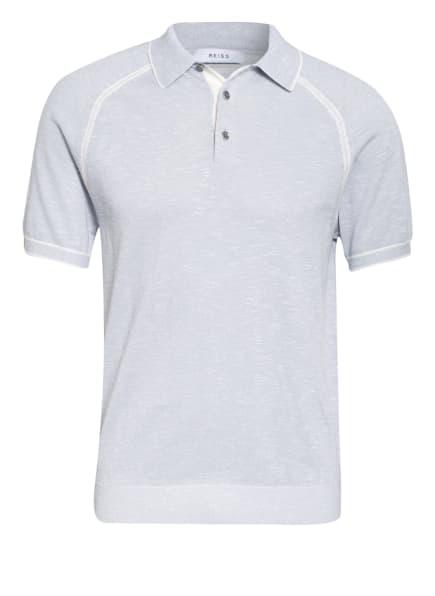 REISS Jersey-Poloshirt SAMMY, Farbe: HELLBLAU (Bild 1)