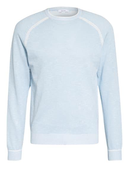 REISS Pullover TARIN, Farbe: HELLBLAU (Bild 1)