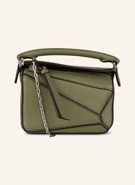 LOEWE Handtasche PUZZLE  , Farbe: OLIV (Bild 1)