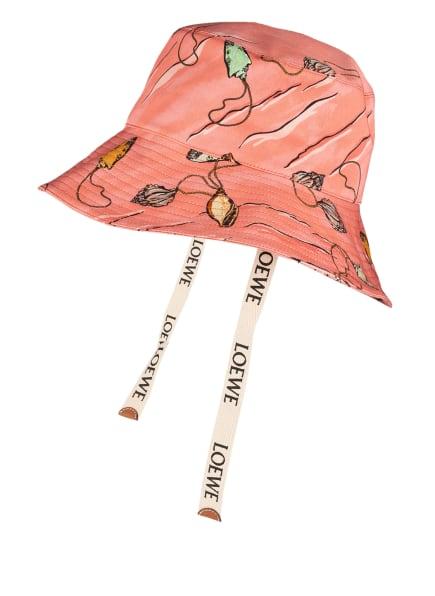 LOEWE Bucket-Hat, Farbe: HELLROT (Bild 1)