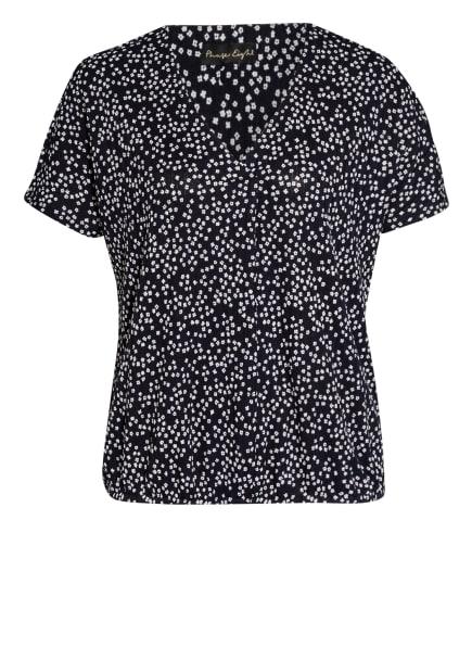 Phase Eight Shirt CARA, Farbe: WEISS/ DUNKELBLAU (Bild 1)