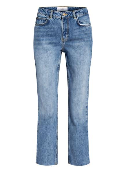 ba&sh 7/8-Jeans EVAN, Farbe: LIGHTUSEDBLUE LIGHTUSEDBLUE (Bild 1)