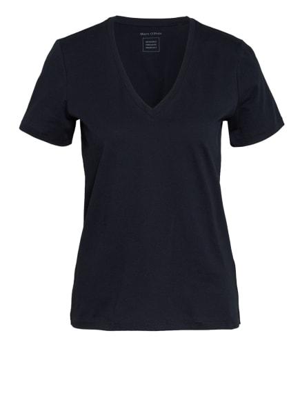 Marc O'Polo T-Shirt , Farbe: DUNKELBLAU (Bild 1)