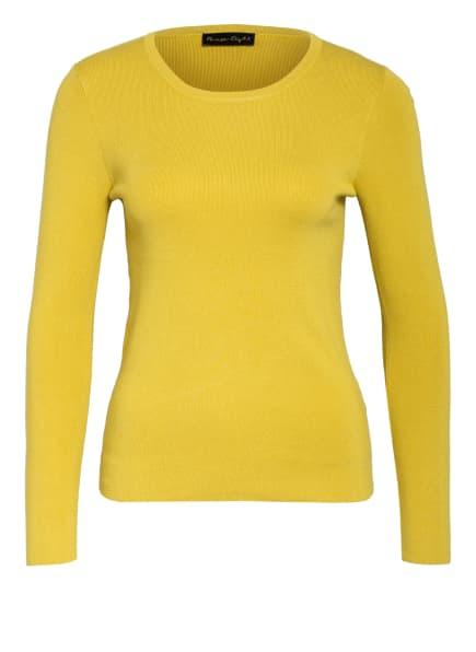 Phase Eight Pullover MOLLA , Farbe: DUNKELGELB (Bild 1)