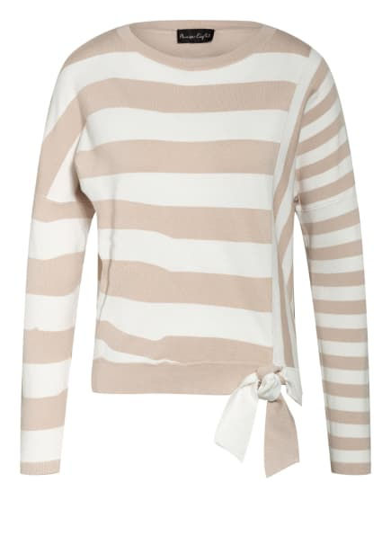 Phase Eight Pullover ISSEY, Farbe: BEIGE/ WEISS (Bild 1)