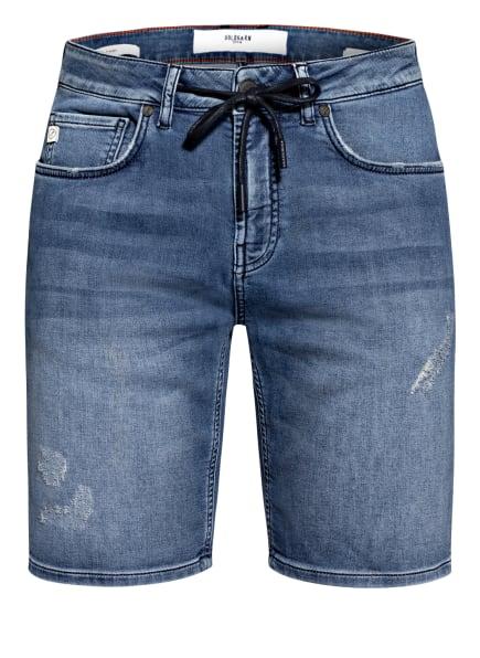 GOLDGARN DENIM Jeans-Shorts PLANKEN, Farbe: 1090 midblue (Bild 1)