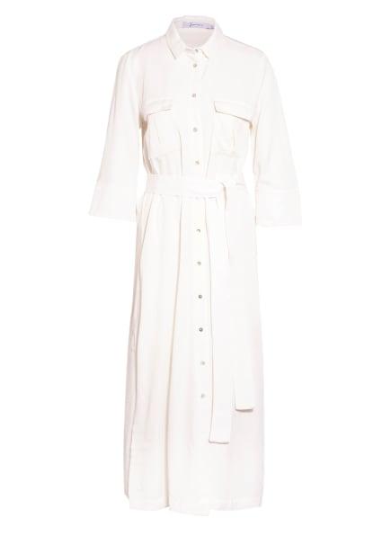 LENNY NIEMEYER Hemdblusenkleid mit 3/4-Arm, Farbe: WEISS (Bild 1)