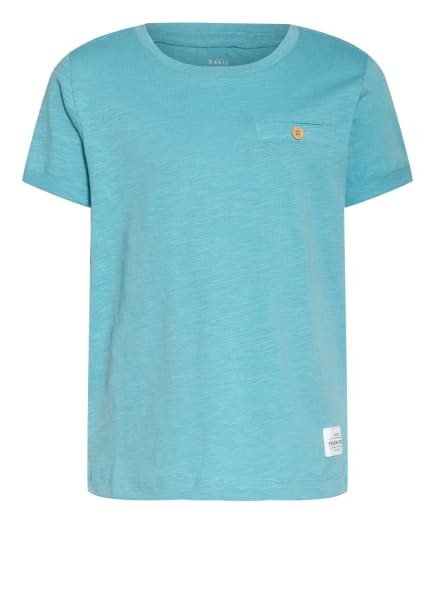 name it T-Shirt, Farbe: TÜRKIS (Bild 1)