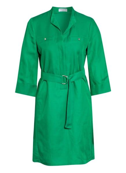 CLAUDIE PIERLOT Kleid mit 3/4-Arm , Farbe: GRÜN (Bild 1)
