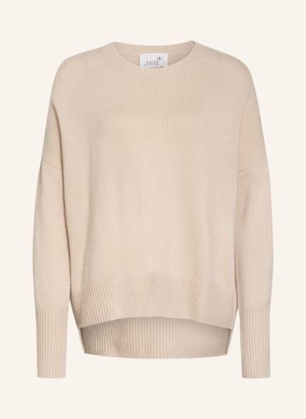 Juvia Cashmere-Pullover, Farbe: CREME (Bild 1)