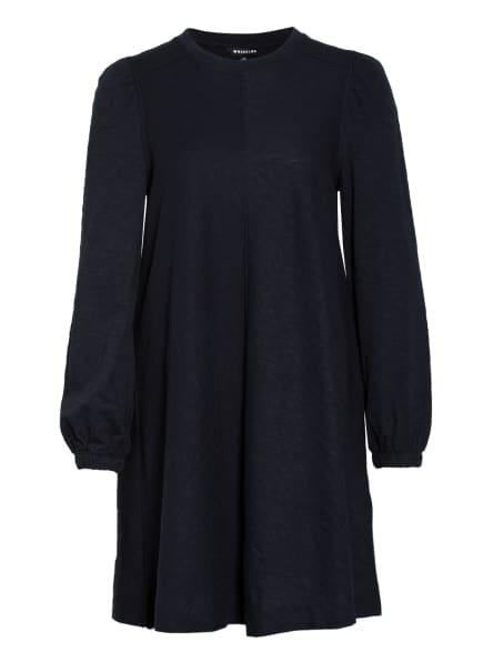 WHISTLES Jerseykleid, Farbe: DUNKELBLAU (Bild 1)