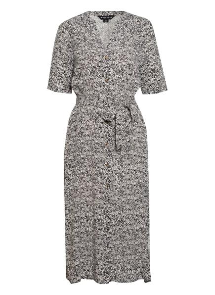 WHISTLES Kleid OLIVIA, Farbe: SCHWARZ/ WEISS (Bild 1)