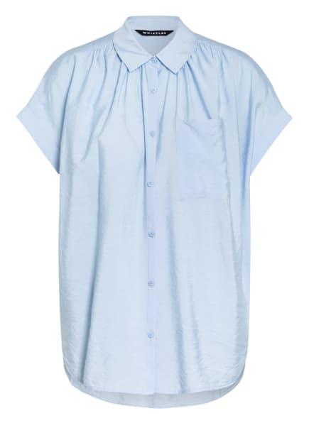 WHISTLES Bluse NICOLA, Farbe: HELLBLAU (Bild 1)