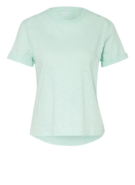 WHISTLES T-Shirt EMILY ULTIMATE, Farbe: MINT (Bild 1)