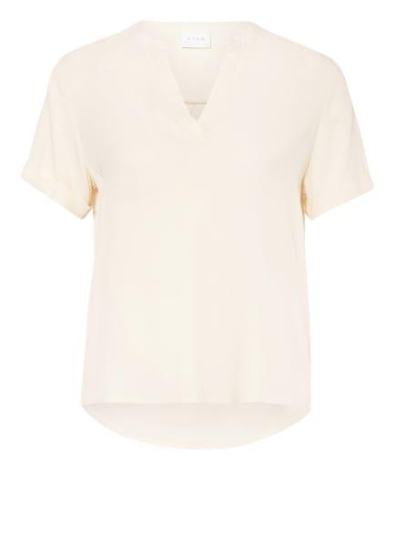 VILA Blusenshirt, Farbe: ECRU (Bild 1)