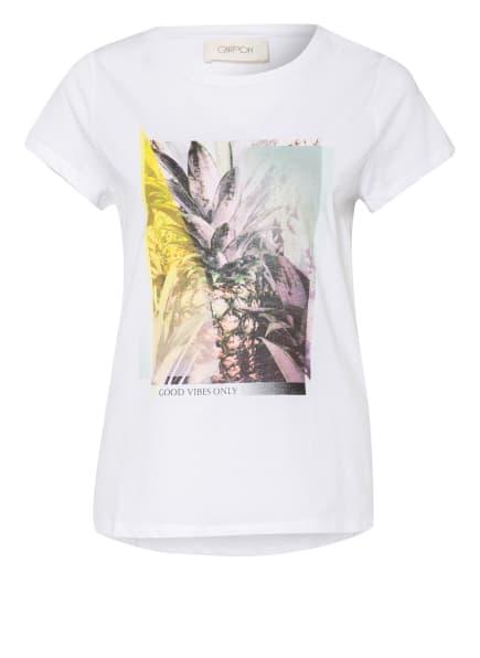 CARTOON T-Shirt, Farbe: WEISS (Bild 1)