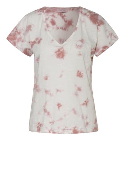 CARTOON T-Shirt, Farbe: CREME/ ROSÉ (Bild 1)