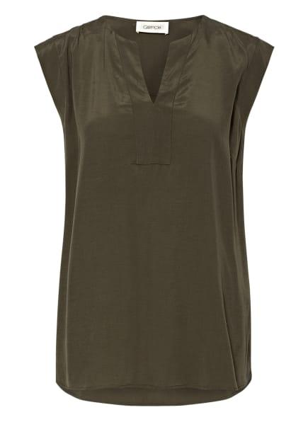 CARTOON Blusenshirt, Farbe: GRÜN (Bild 1)