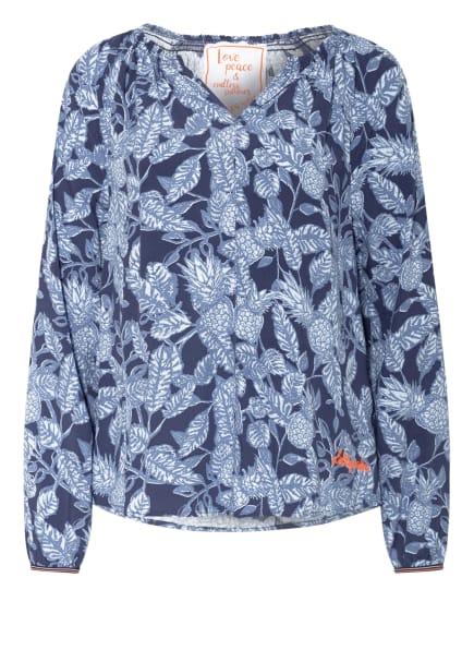 LIEBLINGSSTÜCK Blusenshirt, Farbe: BLAU/ HELLBLAU (Bild 1)