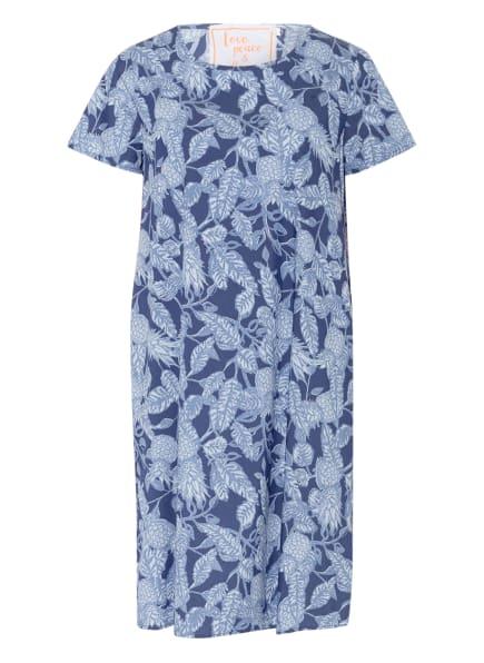 LIEBLINGSSTÜCK Jerseykleid, Farbe: DUNKELBLAU/ HELLBLAU (Bild 1)
