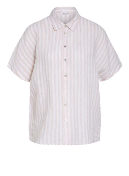 seidensticker Hemdbluse aus Leinen, Farbe: BEIGE/ ECRU (Bild 1)
