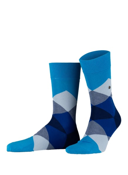 Burlington Socken CLYDE, Farbe: 6692 POOLSIDE (Bild 1)