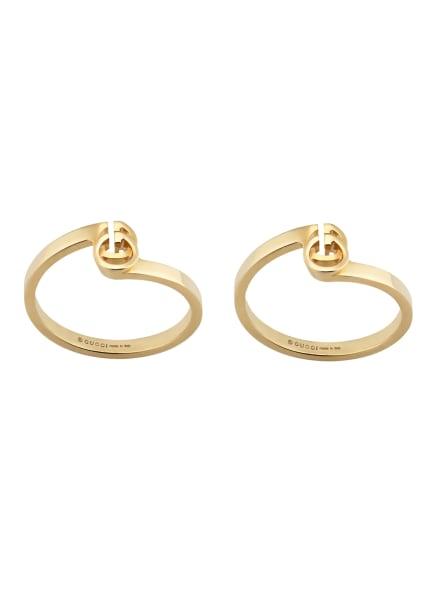 GUCCI Ring GG RUNNING, Farbe: YELLOW GOLD (Bild 1)