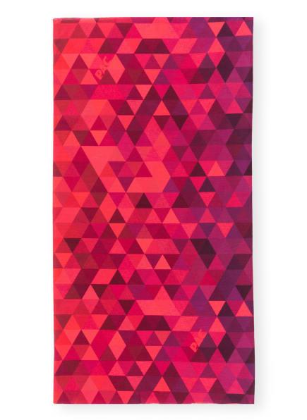 P.A.C. Multifunktionstuch, Farbe: ROT/ FUCHSIA/ ALTROSA (Bild 1)
