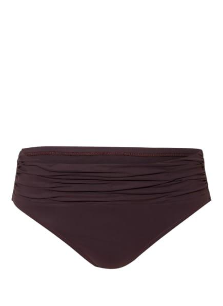 MARYAN MEHLHORN Bikini-Hose, Farbe: DUNKELBRAUN (Bild 1)