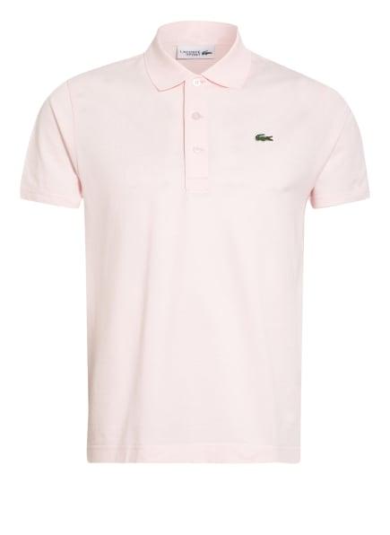 LACOSTE Piqué-Poloshirt Slim Fit, Farbe: HELLROSA (Bild 1)