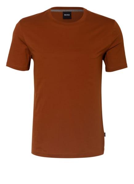 BOSS T-Shirt TIBURT, Farbe: BRAUN (Bild 1)