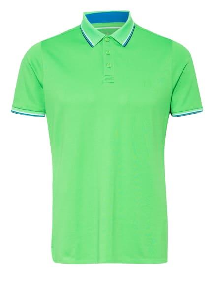 RAGMAN Piqué-Poloshirt Modern Fit, Farbe: GRÜN (Bild 1)