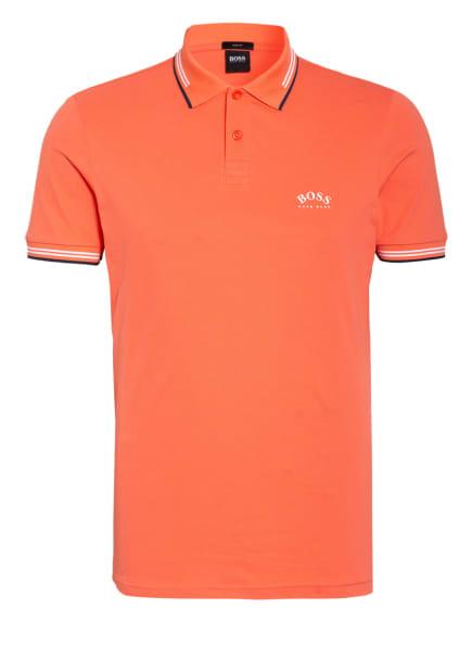 BOSS Piqué-Poloshirt PAUL Slim Fit , Farbe: HELLROT (Bild 1)