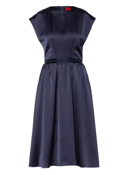 HUGO Kleid KIHENA, Farbe: DUNKELBLAU (Bild 1)