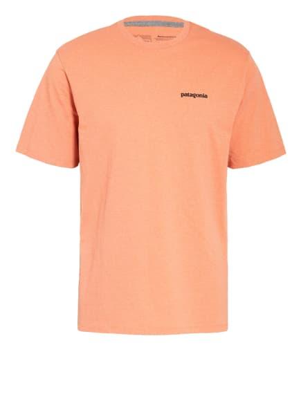 patagonia T-Shirt P-6, Farbe: LACHS (Bild 1)
