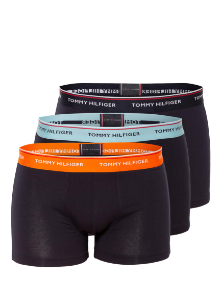 TOMMY HILFIGER 3er-Pack Boxershorts, Farbe: SCHWARZ (Bild 1)