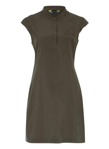 me°ru' Outdoor-Kleid CAUCASIA, Farbe: DUNKELGRÜN (Bild 1)
