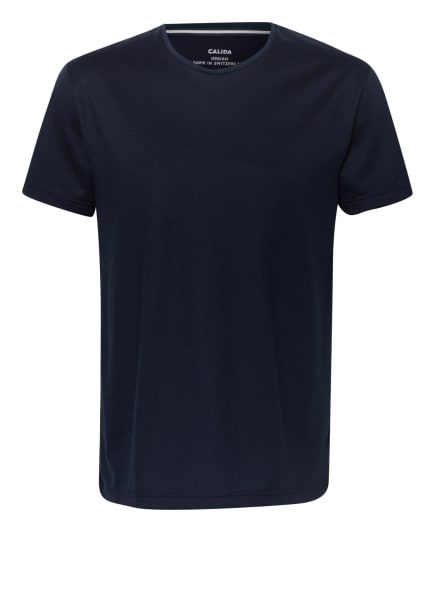 CALIDA Lounge-Shirt REMIX 2, Farbe: DUNKELBLAU (Bild 1)