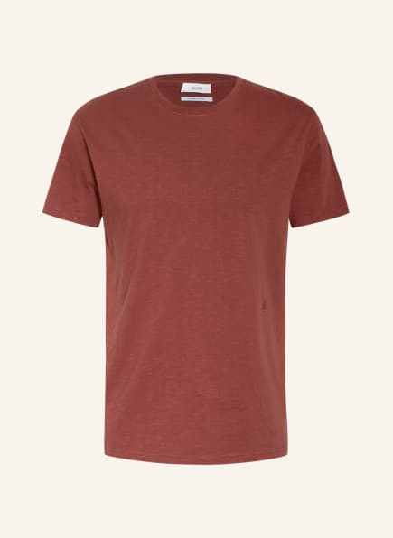 CLOSED T-Shirt, Farbe: DUNKELROT (Bild 1)
